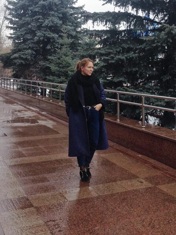 Человек-пальто от Ромашечка