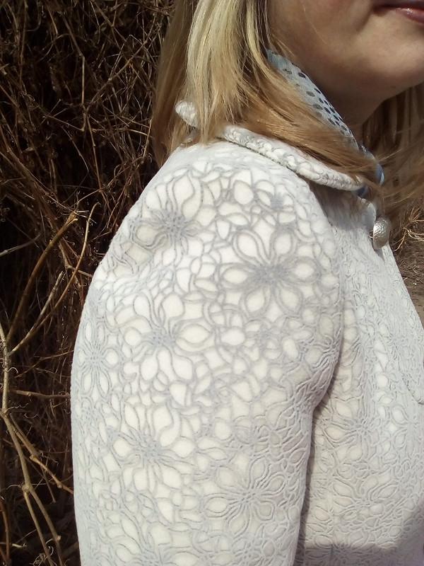 Цветы изфлока от Tatyana163
