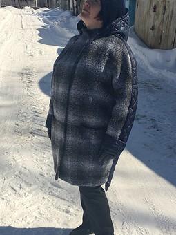 Работа с названием Куртко-пальто