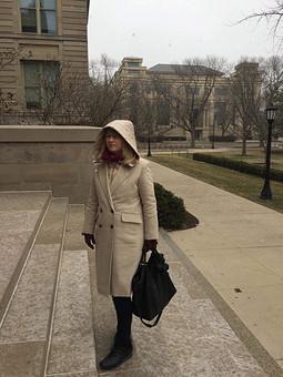 Работа с названием Зимне-Весенние Пальто