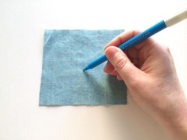 Пришиваем пуговицу наножке: просто, аккуратно, красиво