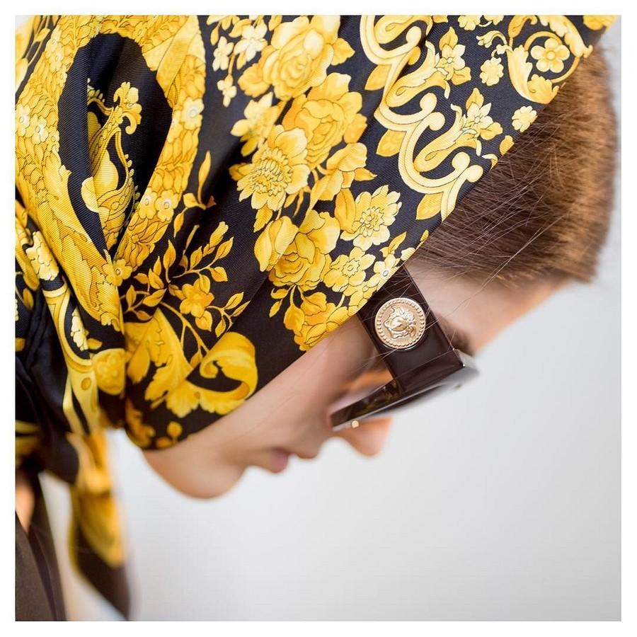 Как носить шёлк иатлас