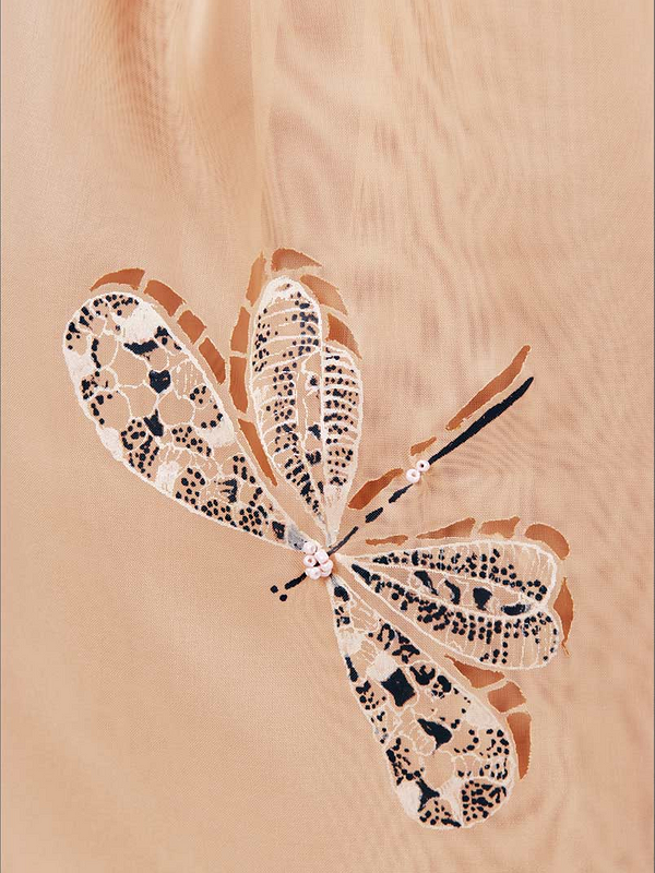 платье «Стрекозы»