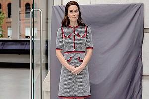 Как сшить твидовое платье Кейт Миддлтон