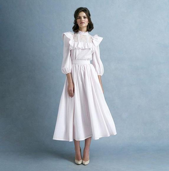 Сама элегантность: коллекция Demi-Couture весна-лето 2018 отUlyana Sergeenko
