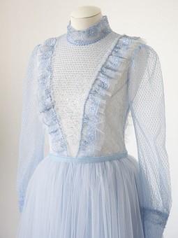 Работа с названием Платье в Викторианском стиле