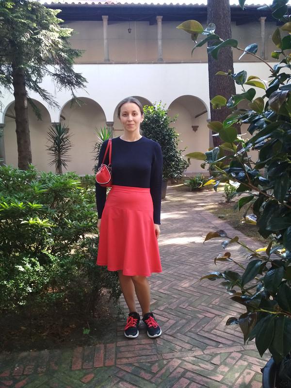 Идеальная юбка вКапсульный гардероб