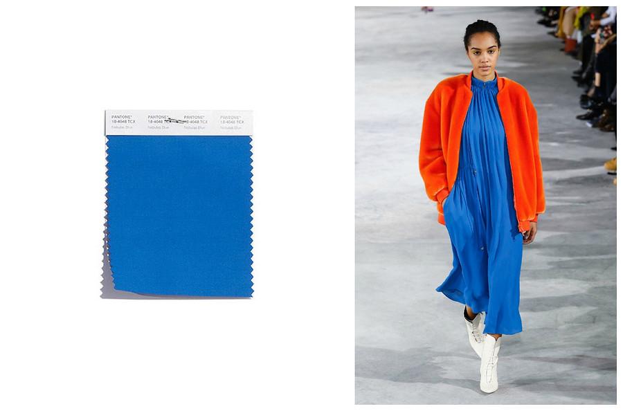 Pantone: модные цвета осень-зима 2018/19