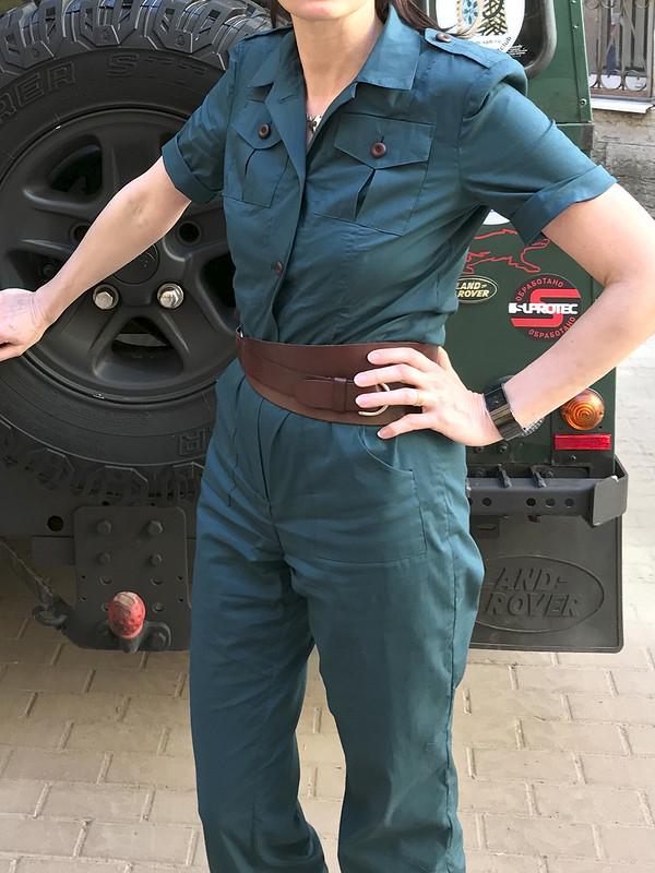Комбинезон дляГаечки 2/2006