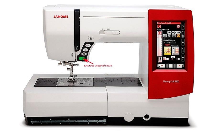 Особенности современных бытовых швейных машин