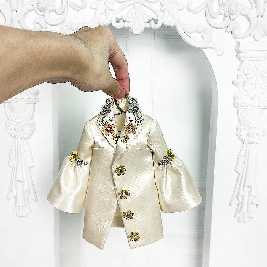 Роскошные наряды длякукол илюдей отНайджела Чиа: instagram недели