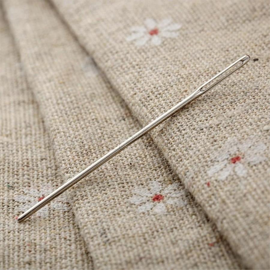 Ручные швейные иглы: основные виды иназначение