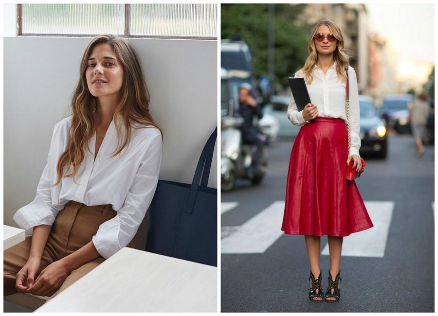 5 блузок, которые должны быть вгардеробе каждой девушки