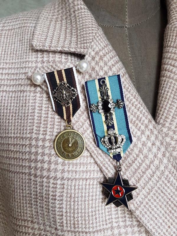 «Генеральский» костюм