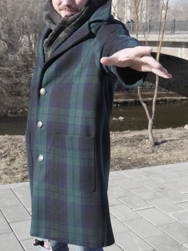 Пальто цвета Burberry от vlada_bush
