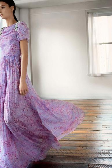 Яркая осень: коллекция Pre-fall 2018 отCarolina Herrera