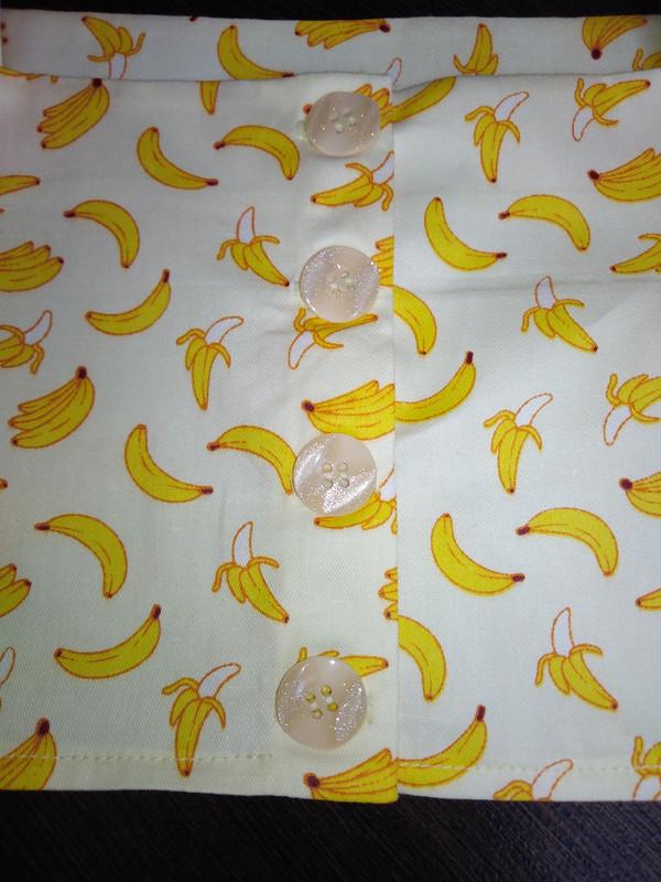 Банановый костюм