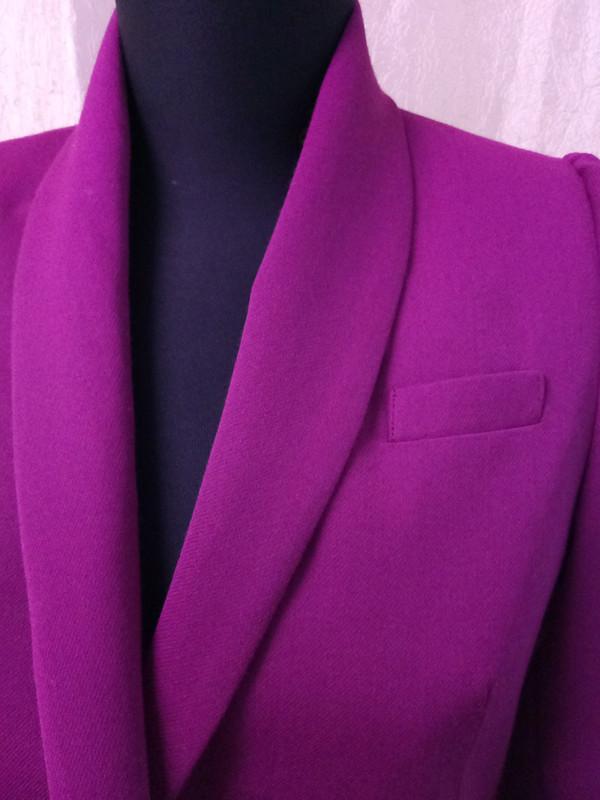 Жакет изИтальянской костюмной шерсти.