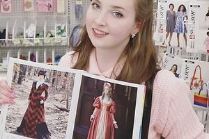 Великолепные исторические платья, шляпки и костюмы от швеи-самоучки: youtube-канал недели