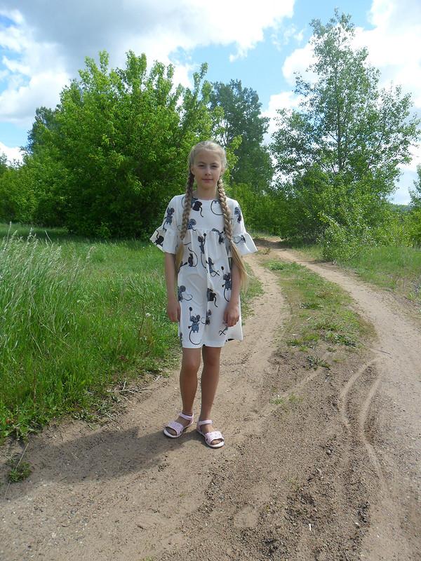 Мышкино платье