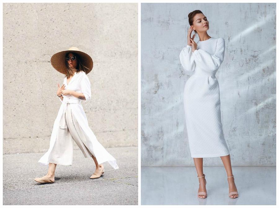 Тренд лета-2018: белый цвет