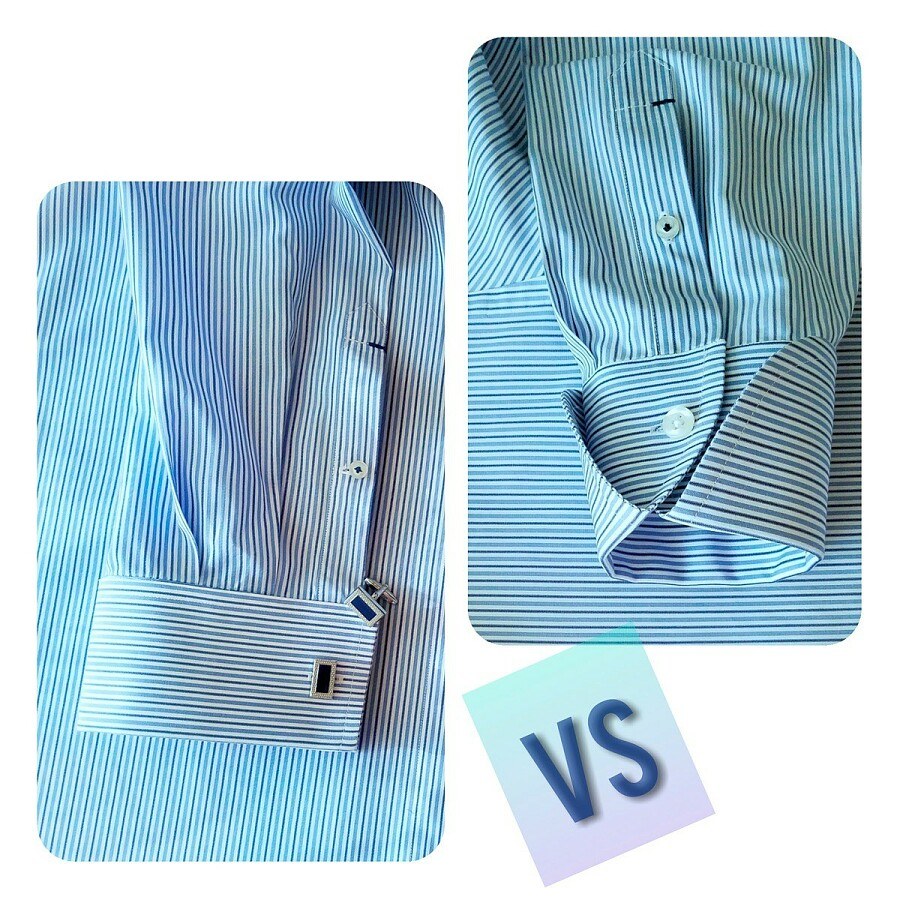 Неаполитанские манжеты ираспошивание пройм вручную вмужской сорочке