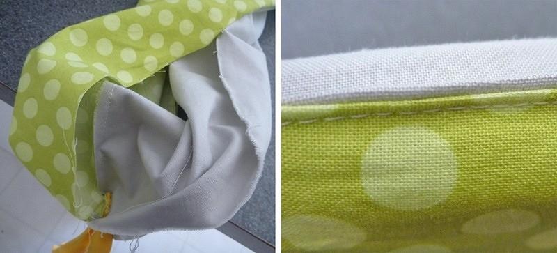 Как сшить бортики вдетскую кроватку: два простых способа