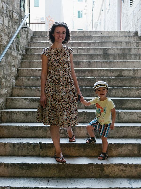 Бабушкино платье