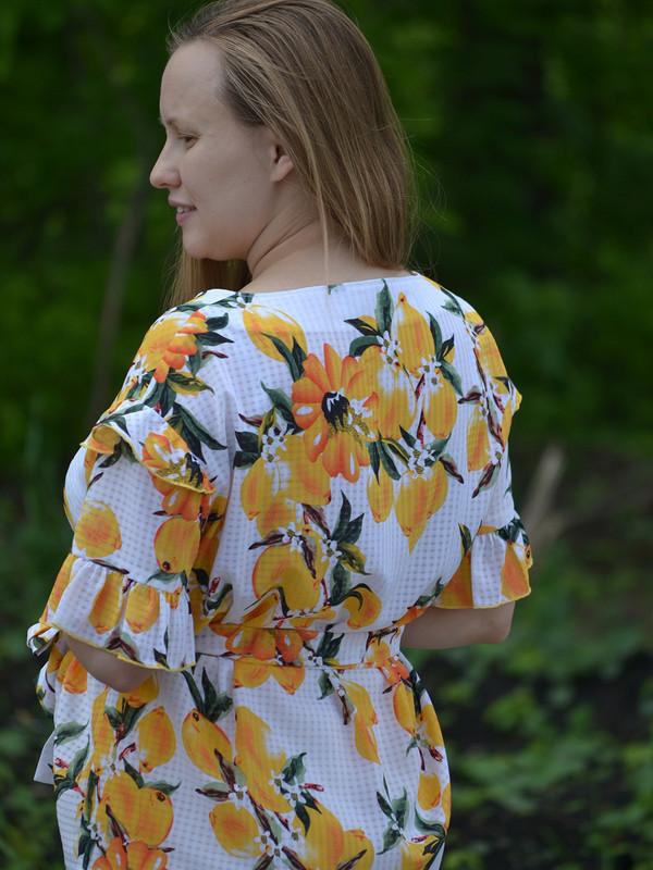 Лимонная прохлада от Lis Pyatkova
