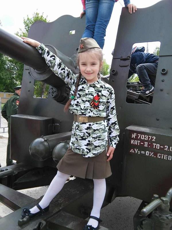 Моя солдатка)