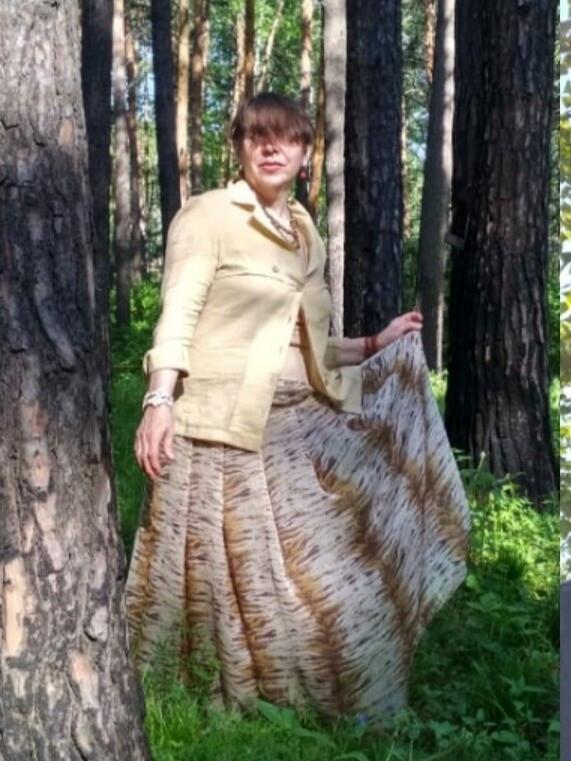 Немножко тигра, немножко вtrend-е