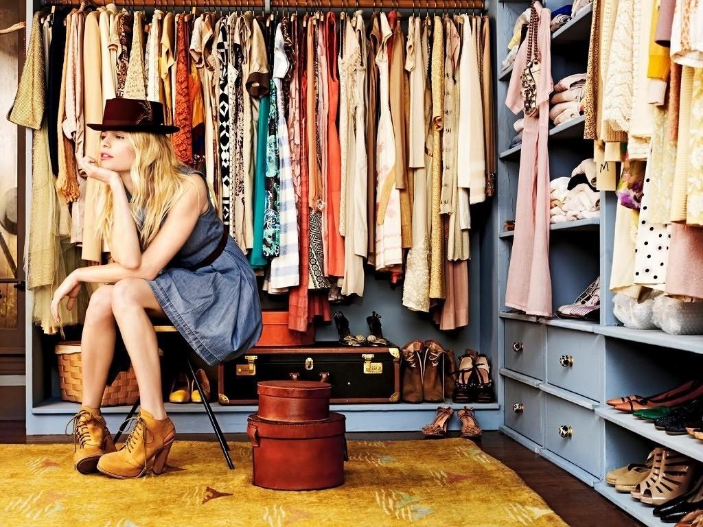 Составляем идеальный гардероб: правило пирамиды