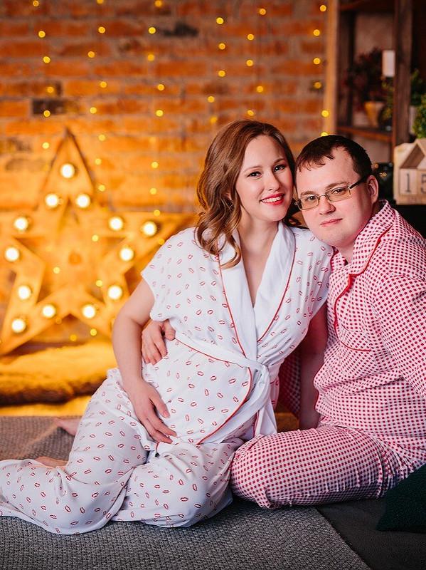 Домашний костюм-пижама от Lis Pyatkova