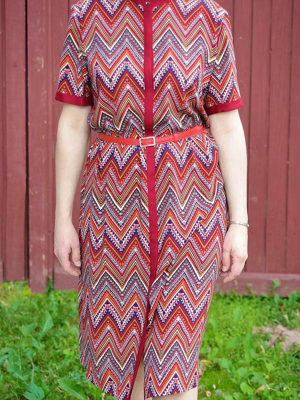 Платье «зиг-заги» от Mary_Mouse
