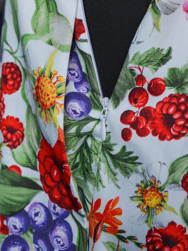 Ягодное платье от Mary_Mouse