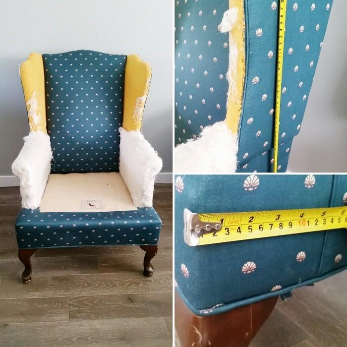 Как обновить старое кресло: 3 мастер-класса и25 идей