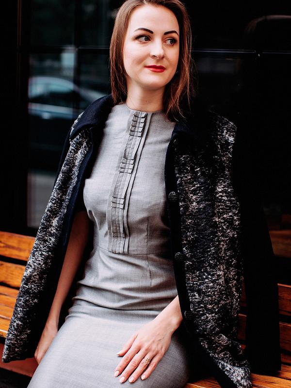 Первое пальто от Anna_Vladimirovna