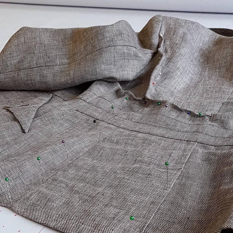 Исторический костюм впроцессе создания: instagram недели