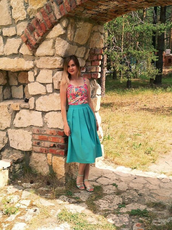 Юбка миди от Anastasia33