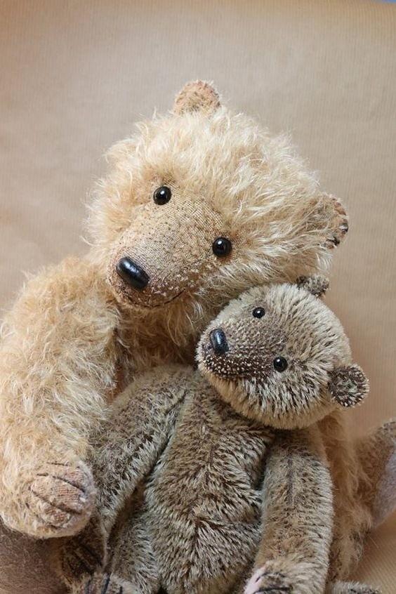Всё омишках тедди: история, особенности, мастер-классы