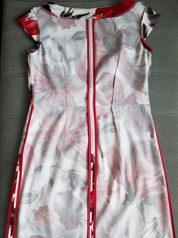 Платье 2 в1