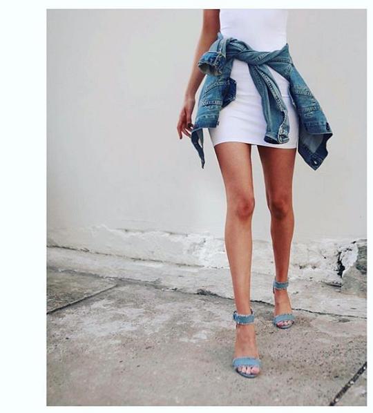 Джинсовая обувь: топ-5 популярных моделей
