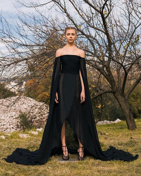 Осенняя элегия: коллекция Pre-fall 2018\19 отGeorges Hobeika