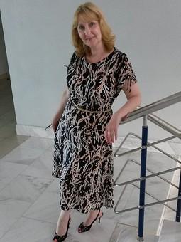 Работа с названием Новое летнее платье