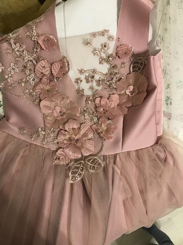 Платье длявыпускного от OLGA RYCHKOVA