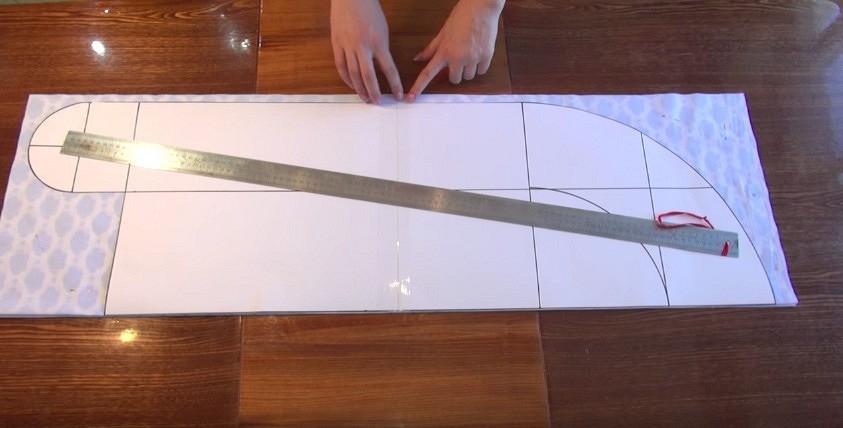 Как сшить кокон дляноворождённого: подробный мастер-класс