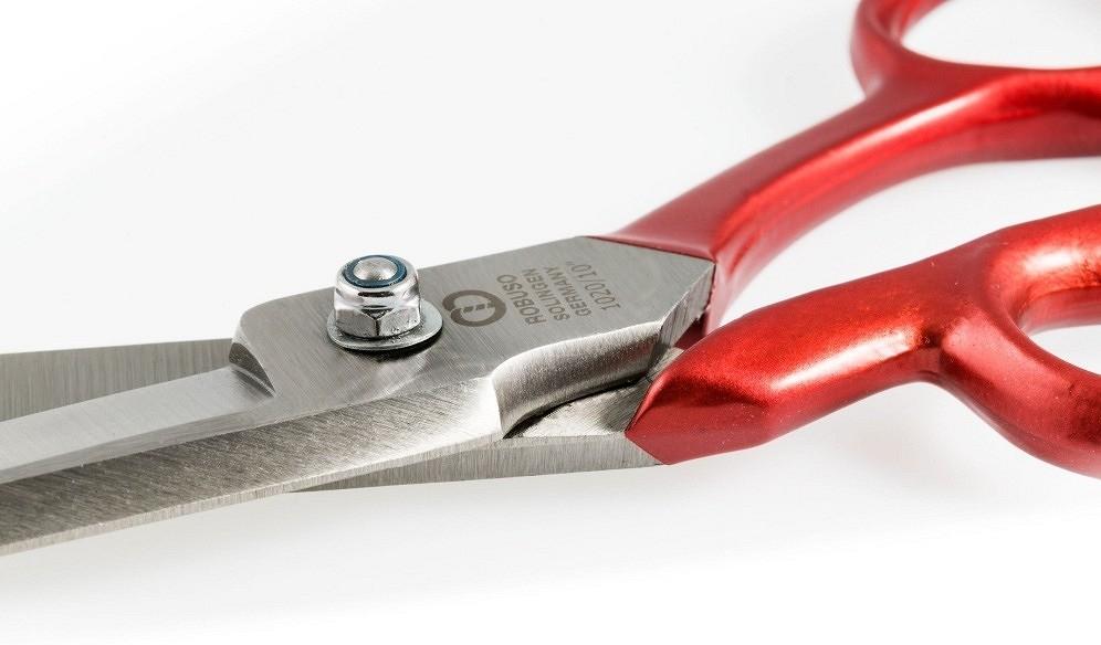 Как заточить ножницы своими руками