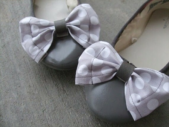 Декорируем балетки: 10 мастер-классов
