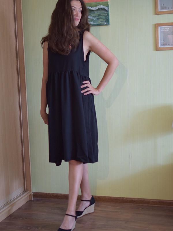 Черное платье небывает лишним...