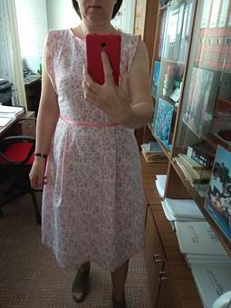 Работа с названием Платье на лето